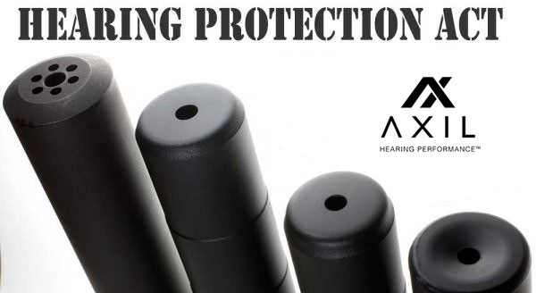 Hearing Protection Act – If the bill doesn't pass