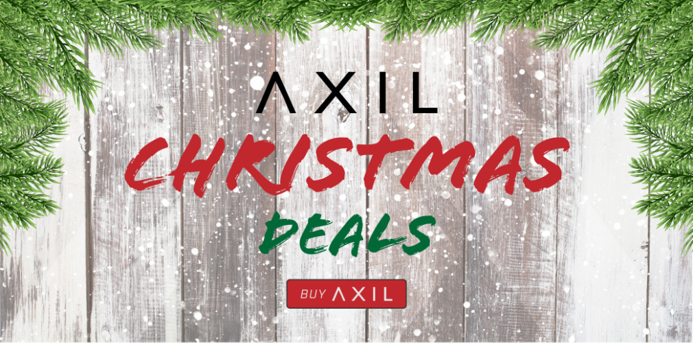 AXIL Christmas Packages